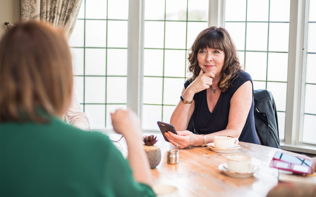 nurture social media coaching